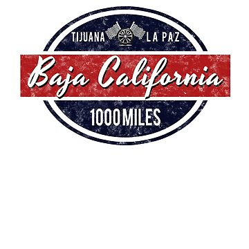 Baja California Racing - 1000 Miles by starider