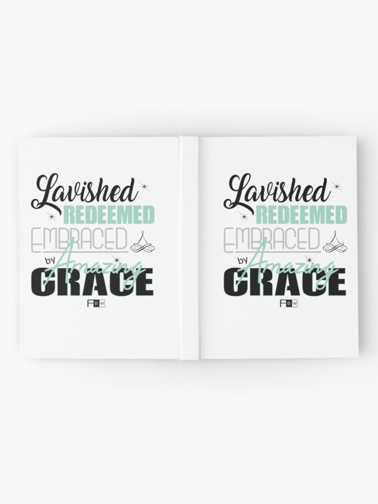 Alternate view of Amazing Grace Hardcover Journal