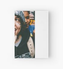 happy face Hardcover Journal
