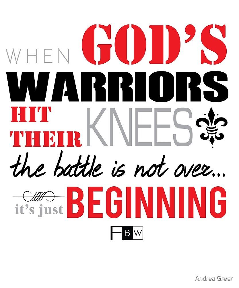 God's Warriors by faithbw