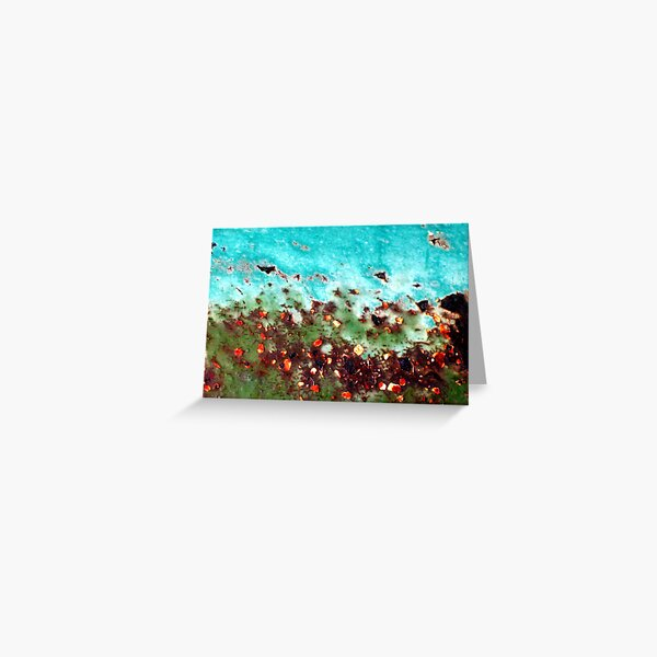 Rustland Riverbank Greeting Card