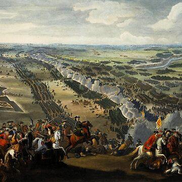 Battle of Poltava by planetterra