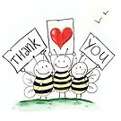 Thank You Bees by booksforbees