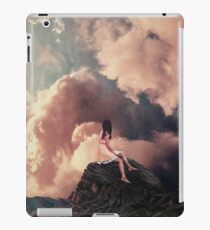 You came from the Clouds iPad Case/Skin