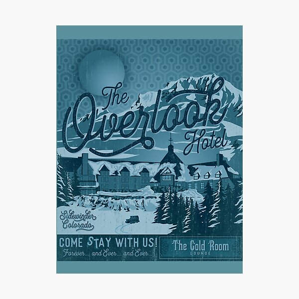 Overlook Hotel Photographic Print