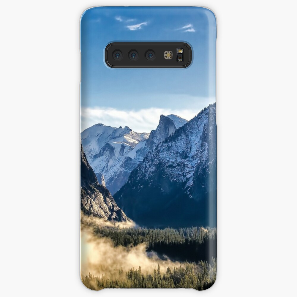 Mountain Landscape Case & Skin for Samsung Galaxy