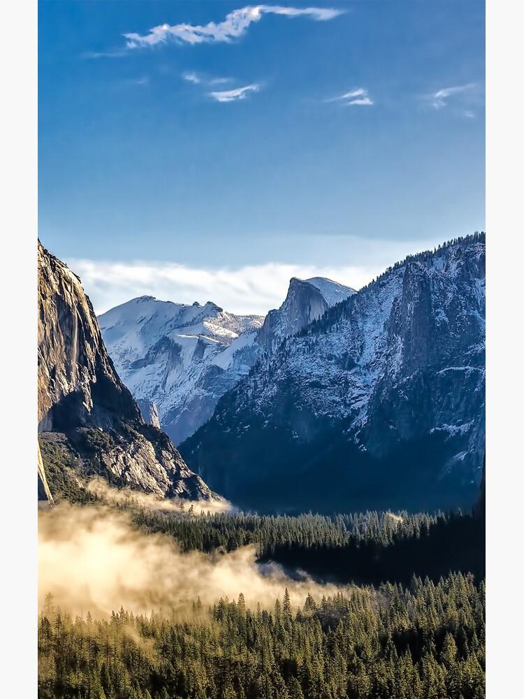 Mountain Landscape by ernestouchiha