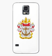 Coat of arms of the Colombian Navy Case/Skin for Samsung Galaxy