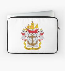 Coat of arms of the Colombian Navy Laptop Sleeve