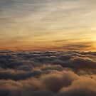 skyscapes #54, above the clouds by stickelsimages