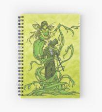 The Absinthe Drinker Spiral Notebook
