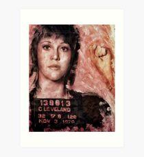 Jane Art Print
