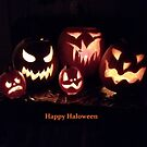 Happy Halloween by Grinch/R. Pross