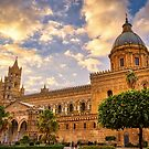The cathedral of Palermo by nicolagiordano