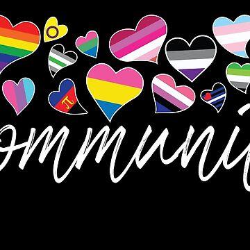Community - LGBTQA  by WingMarks