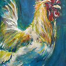 Cock sure by christine purtle
