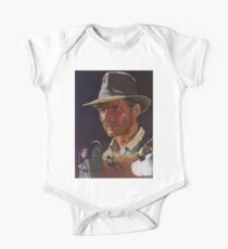 Raiders Of The Lost Ark One Piece - Short Sleeve