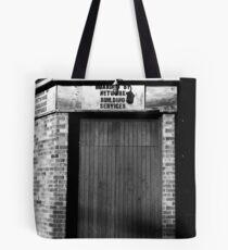Conversion Tote Bag