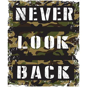 Army style print. Fashion camouflage  by dasha-d