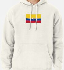 Naval Ensign of Colombia  Pullover Hoodie
