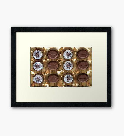 Caffe Delights Framed Print