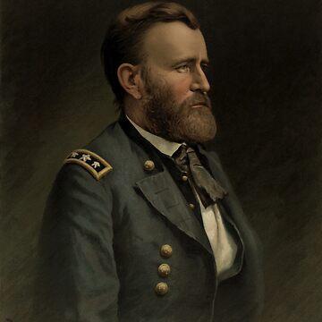 General Grant - Guerra civil americana de warishellstore