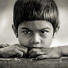 Annapurnas by Andrew Bradsworth