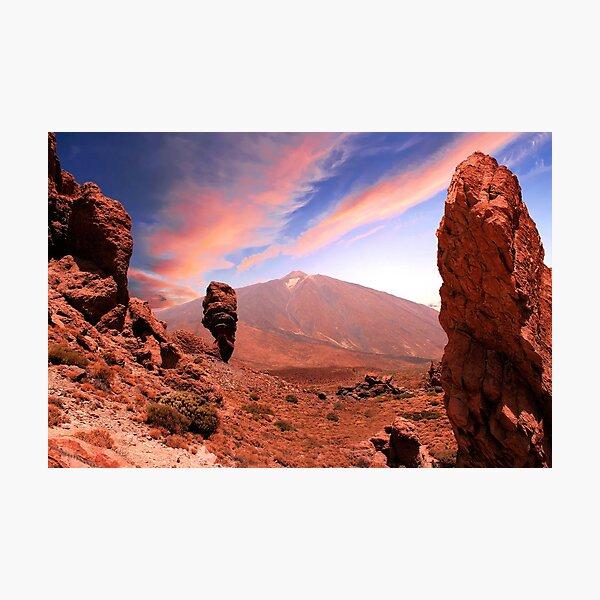 Pico del Teide | Tenerife Photographic Print