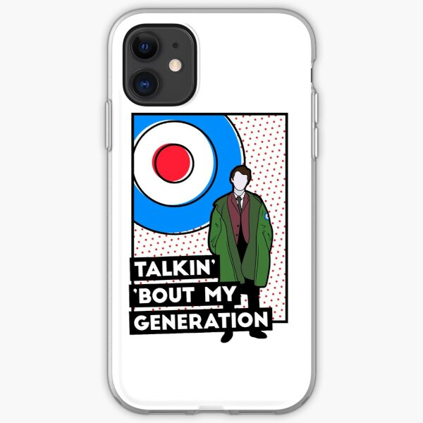 Generation Mod iPhone Soft Case