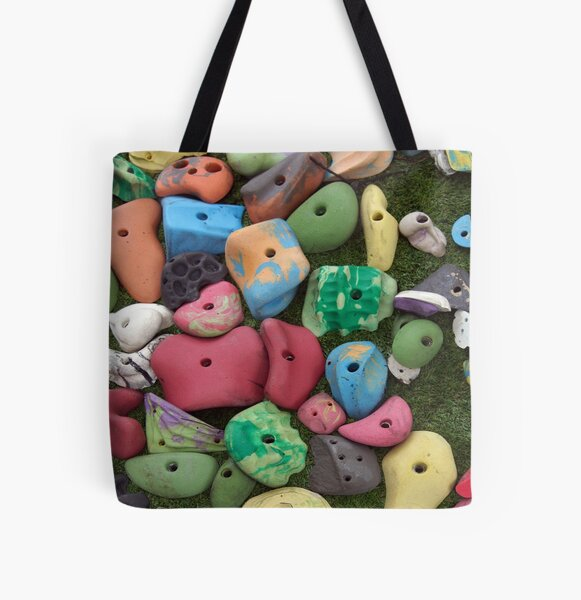 Climbing Gear  All Over Print Tote Bag