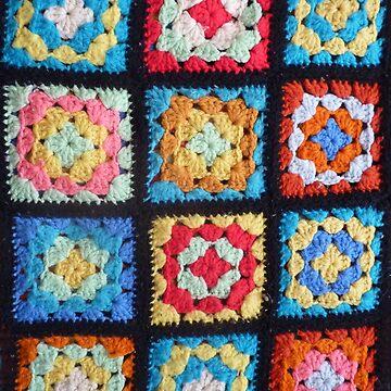 Wool flowers by martinb1962