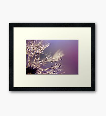 ~ I like nonsense, it wakes up the brain cells. Fantasy is a necessary ingredient in living. ~ Framed Print