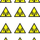 Warning Radio Frequency by Rupert Russell