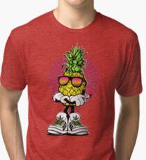 Piña de alto rodamiento Camiseta de tejido mixto