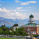 USA. Utah. Salt Lake City. In the city. by vadim19