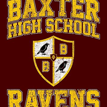 Baxter Ravens by huckblade