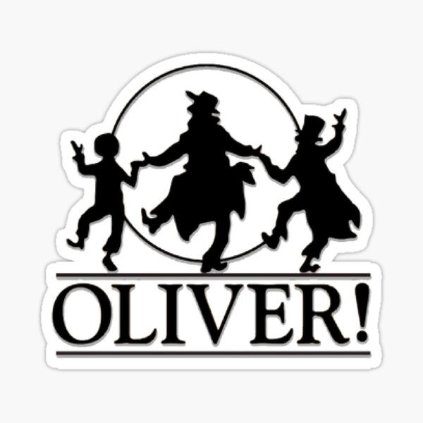 Oliver the Musical Sticker