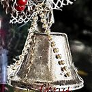 Christmas bell card by Jayson Gaskell