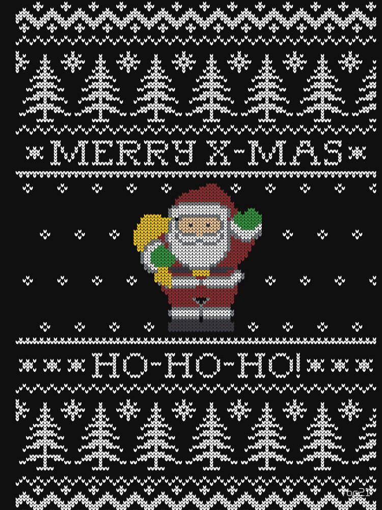 Merry x-mas Ho-ho-ho! de roc21