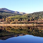 Reflections of Loch Lubnaig by beavo