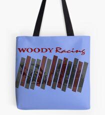 Woody Racing Bike + Car Tote Bag