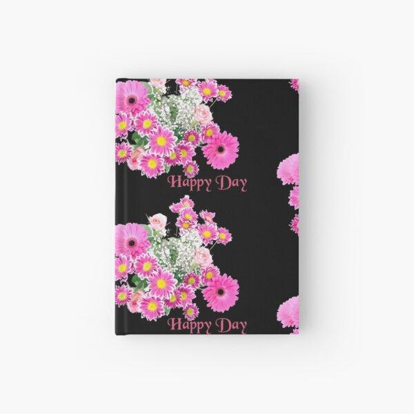 Happy Day Flowers Notizbuch