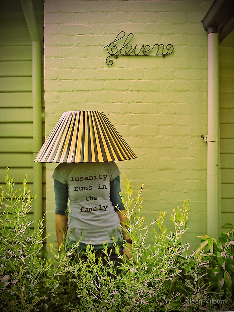 Garden G-nome by Colleen Milburn