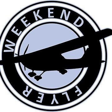 Weekend by rustyredbubble