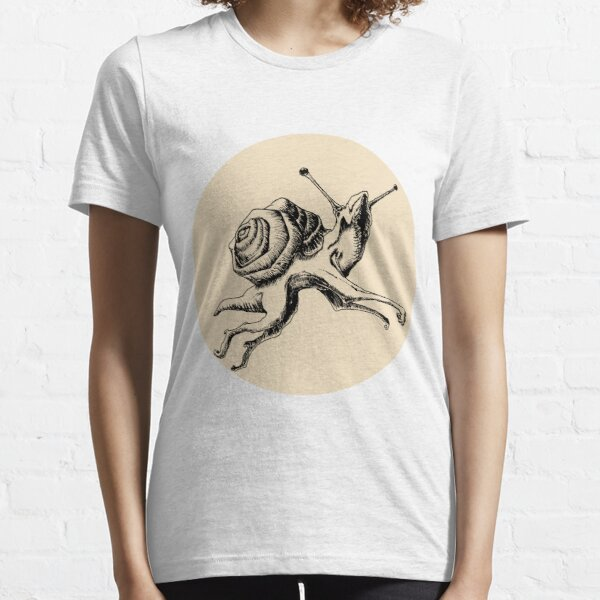 The Bounding Snail Essential T-Shirt
