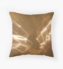 Reaching Light Throw Pillow
