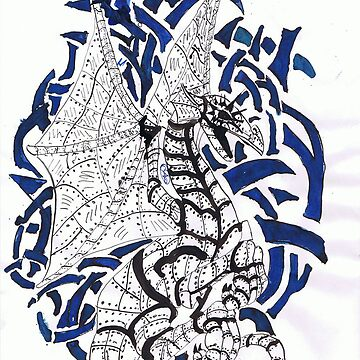 Iron Dragon by mindwalker13