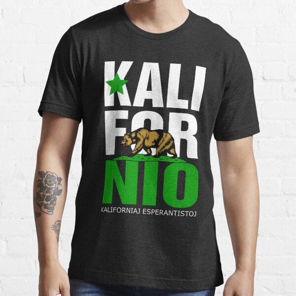Kaliforniaj Esperantistoj Essential T-Shirt