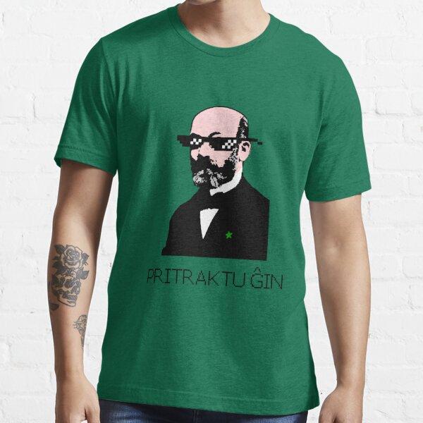 Pritraktu Ĝin Essential T-Shirt
