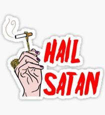 Hail Satan (Zelda)  Sticker